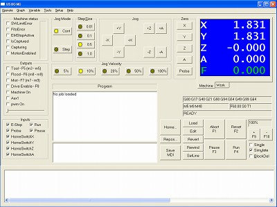 Cnc usb controller software crackers for Cnc lettering software
