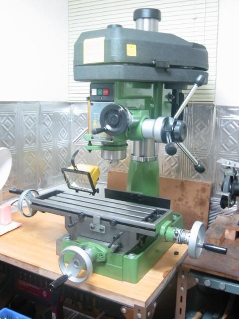milling machine basics